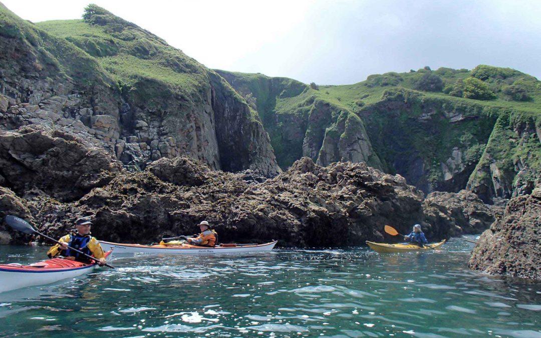 Jersey Canoe Club Sea Kayak Symposium 2016