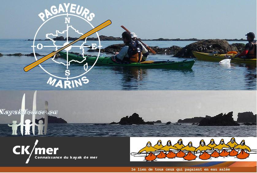 Des associations qui œuvrent pour la pratique du kayak de mer